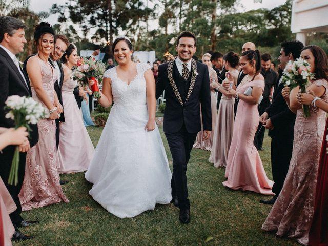 O casamento de Carla e Leonardo