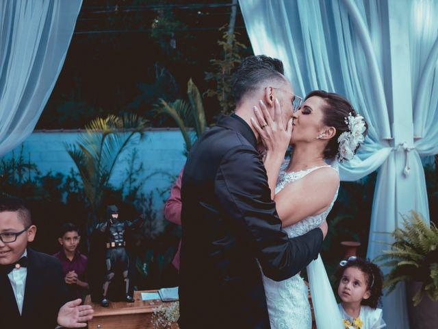 O casamento de Luana e Marcelo