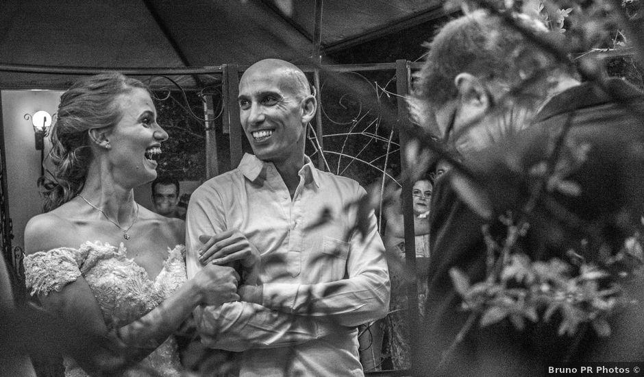O casamento de Haroldo e Karin em Foz do Iguaçu, Paraná