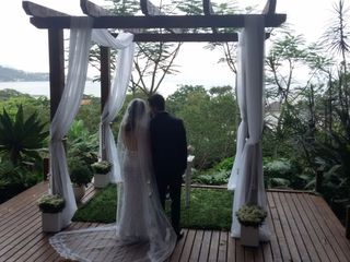 O casamento de Aline e Felipe