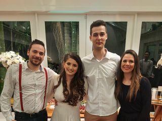 O casamento de Malena e Eduardo