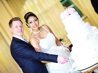 O casamento de Aline  e Carlos