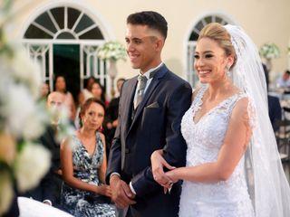 O casamento de Luiza e Nathanael 1