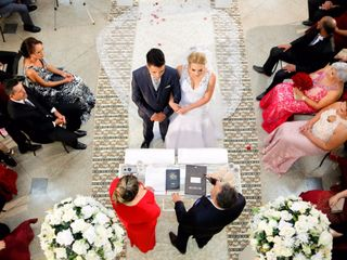 O casamento de Luiza e Nathanael 2