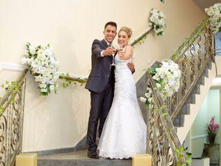 O casamento de Luiza e Nathanael