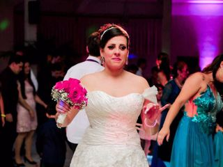 O casamento de Larissa Moreira Soares e Renato da Silva Gomes 1
