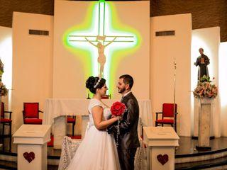 O casamento de Larissa Moreira Soares e Renato da Silva Gomes