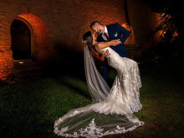 O casamento de Fernanda e Eric