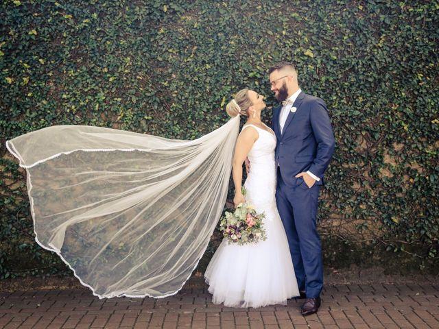 O casamento de Ana Paula e Marlon