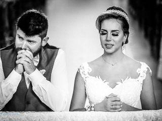 O casamento de Jana e Samuka