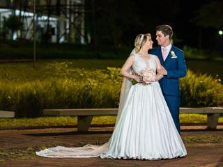 O casamento de Gabriela e Breyner