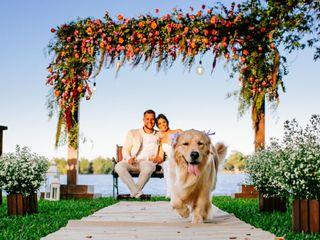 O casamento de Paloma e Roberto