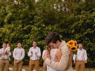 O casamento de Jennifer e Gabriel