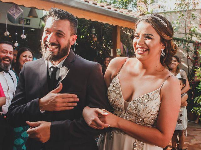 O casamento de Dominiqui e Dácio