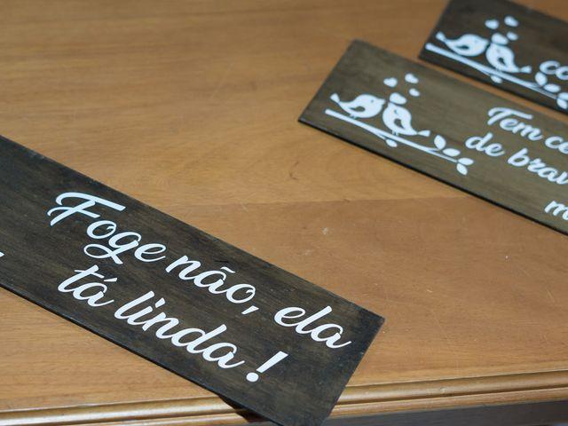 O casamento de Natan e Gessica em Porto Alegre, Rio Grande do Sul 1