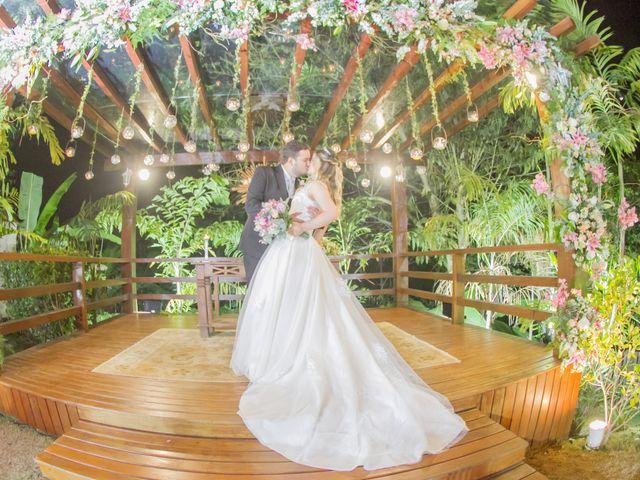 O casamento de Marco e Daiane