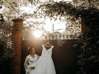 O casamento de Carol e Yuri 3