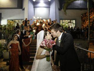 O casamento de Eduarda e Affonso Claudio
