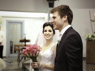 O casamento de Eduarda e Affonso Claudio 3