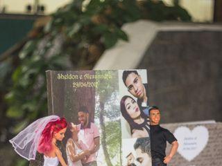 O casamento de Alessandra e Sheldon 3