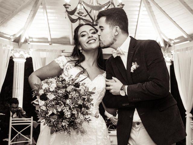 O casamento de Alyssane e Isac