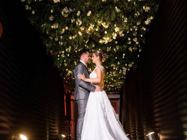 O casamento de Juliana e Victor
