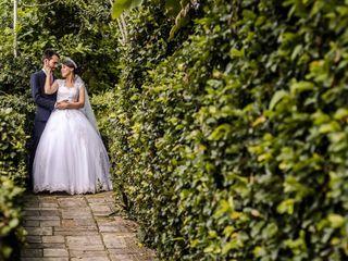 O casamento de Elaine e Jailson