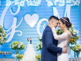 O casamento de Gabriela e Matheus