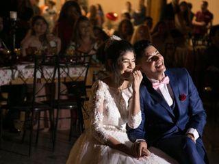 O casamento de Ludmilla e Samuel