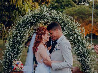 O casamento de Isabela e Felix