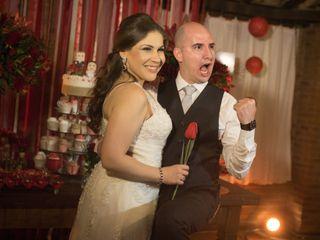 O casamento de Mariana e Rafael