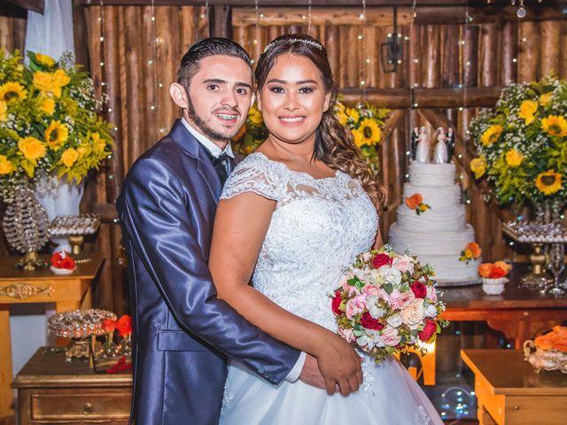 O casamento de Milene e Edilan