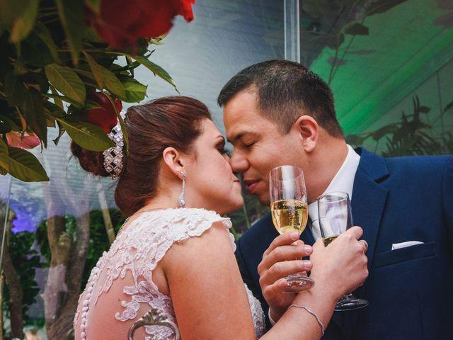 O casamento de Laura e Leonardo
