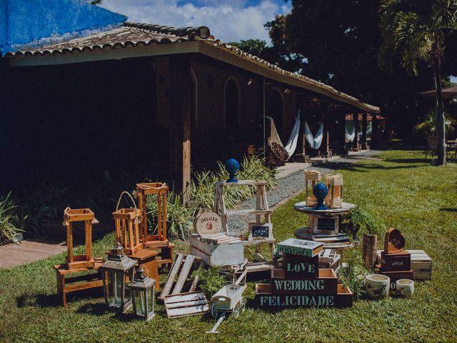 O casamento de Felix e Isabela em Monte Gordo, Bahia 3