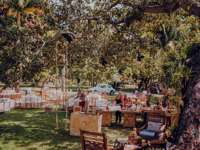 O casamento de Felix e Isabela em Monte Gordo, Bahia 14