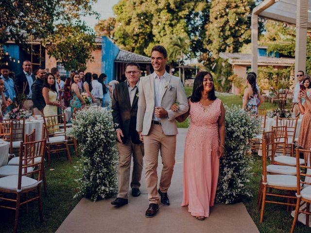 O casamento de Felix e Isabela em Monte Gordo, Bahia 23