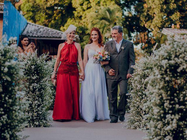 O casamento de Felix e Isabela em Monte Gordo, Bahia 25