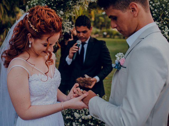 O casamento de Felix e Isabela em Monte Gordo, Bahia 34