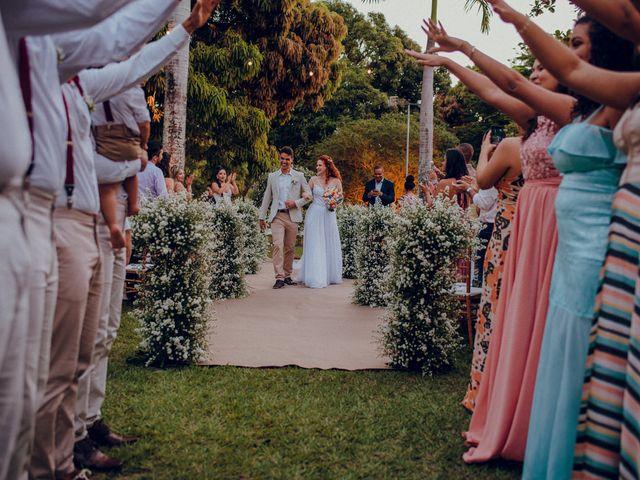 O casamento de Felix e Isabela em Monte Gordo, Bahia 39