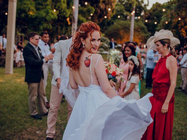 O casamento de Felix e Isabela em Monte Gordo, Bahia 1