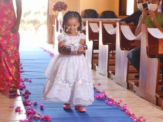 O casamento de Carmelita e Fawzi 3