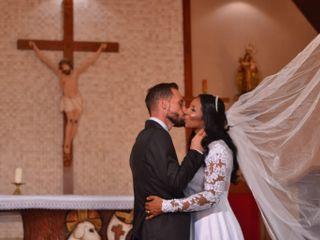 O casamento de Carmelita e Fawzi