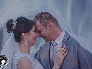 O casamento de Débora e Douglas