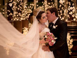 O casamento de Uly e Marco