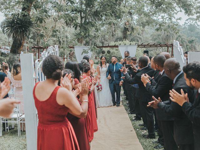 O casamento de Glauber e Ruama em Diadema, São Paulo 41
