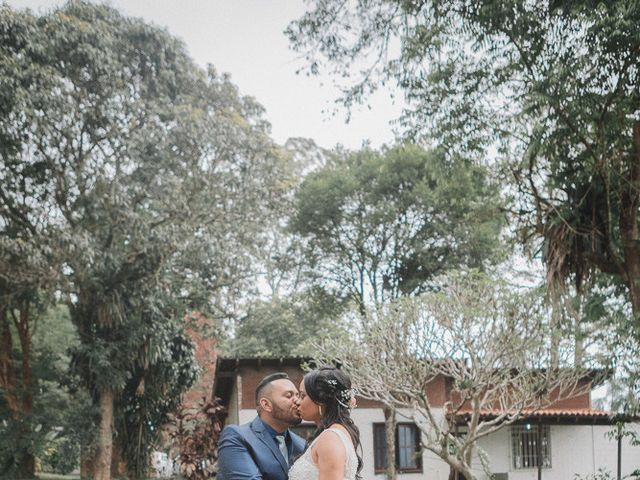 O casamento de Glauber e Ruama em Diadema, São Paulo 43