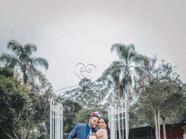 O casamento de Glauber e Ruama em Diadema, São Paulo 49