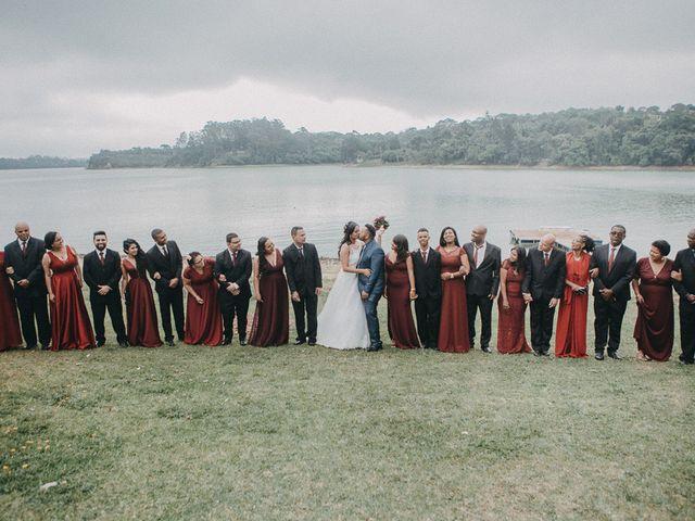 O casamento de Glauber e Ruama em Diadema, São Paulo 50