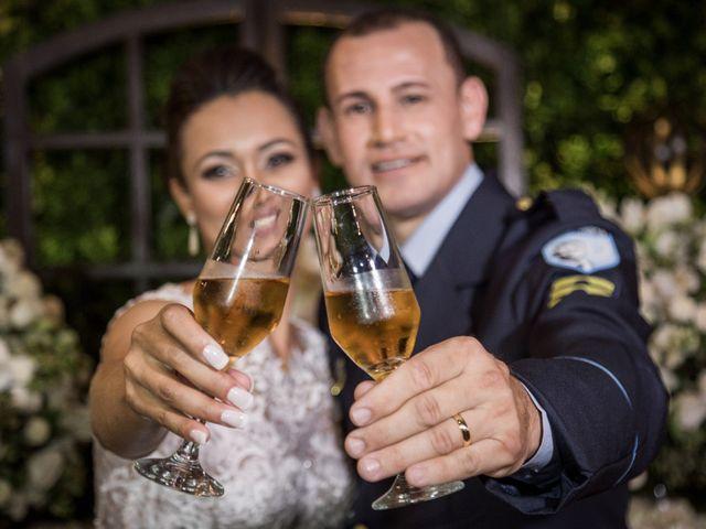 O casamento de Raquel e Erickson