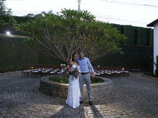 O casamento de Alana e Fernando 1